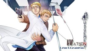 Judgement Watsons-J.W.-John X John by hayamiyuu