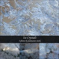 Ice Crystal Pack by joannastar-stock