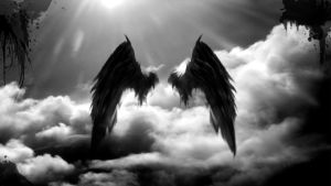 Dark wings by B1itzsturm