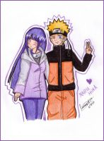 NaruHina by MoniSaku