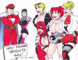 New Recruits by Crash2014