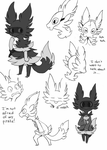 Oto doodles by Novern