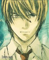 Light Yagami [EPS Version] by thephoenixprod