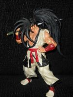 Haohmaru (Samurai Shodown) by IronCobraAM