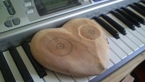 Majora's Mask Wooden Replica - WIP by MysteriousHat