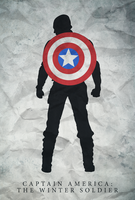 Freedom - Captain America: The Winter Soldier by edwardjmoran