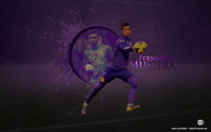 Fernando Muslera Wallpaper by elifodul