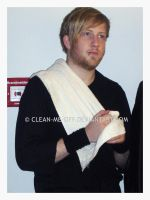 Bob Bryar. by Clean-Me-Off