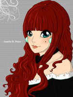Amelia R. Price by MissOne