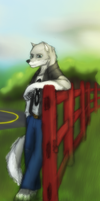 Dare, the Wolf by Cyclone-Dusk
