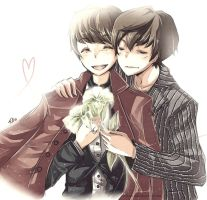 Kyumin - This is for you by Fuko-chan
