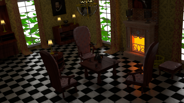 Classic room by egeres