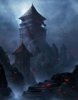 The tower by SolFar