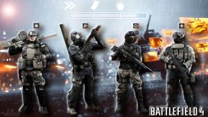 BF4-CH-Soldier-Wallpaper by TDProductionStudios