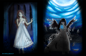 Moonlight darkness by EminA-SakurA-17