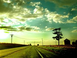 Lonely Road by kjulius312