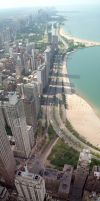Chicago Lake Shore Drive by kilroyart