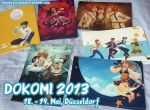 Dokomi 2013 - Artist Alley by dhauber