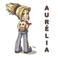 Aurelia SD by Tiamate