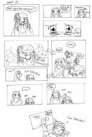 Captain Jack Comic by serena-inverse