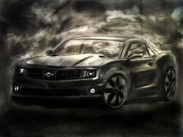 Chevrolet Camaro by masaad