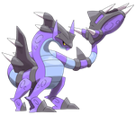 #166 Byoxic by Smiley-Fakemon