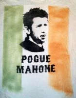 Pogues t-shirt by flyinnorsewhales
