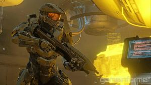 halo 4 chief by XxDanl117xX