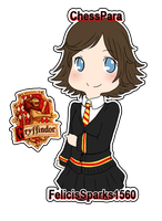 Pottermore ID for Lolo by ayochan