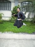 Shinigami Jumping by japanesenagi