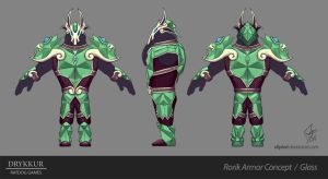 Glass Armor Concept by slipled