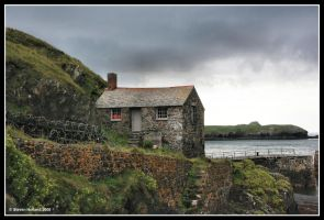 Mullion Cove - Cornwall by Kernow-Photography