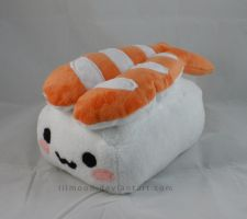 Ebi Sushi Plush by LiLMoon