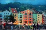 Innsbruck row by Shadoisk