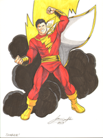 SHAZAM! by Joe-Singleton