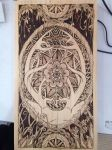Woodburn #2 complete !! by DCattellArt