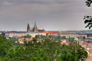 The Praha Castle by Yupa
