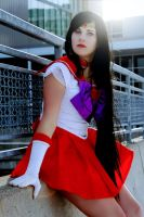 Winning Love By Daylight - Sailor Mars by fruba-kyo-lover1