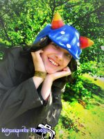 My friend Emryss cosplaying as Nepeta  =P by jessthecase88