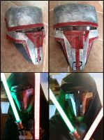 Mask of Revan by AraxussYexyr