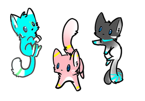 Kitty adopts (Adopt 3 - OPEN) by May-adopts