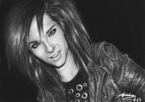 Bill Kaulitz by VixenDra