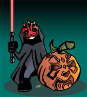 HAPPY SITH-O-WEEN by CHIZZZ