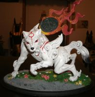 The Great Amaterasu by MadForHatters