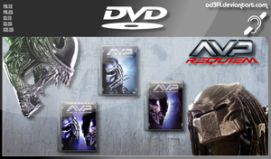 DVD - 2007 - Alien Vs Predator Requiem by od3f1