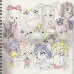 Star Fox: Family and Friends by Lady-of-Link