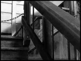 Stairs-bw by mightystag
