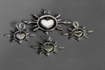 Crystal Empire Pendants -Limited- by ChaosDrop