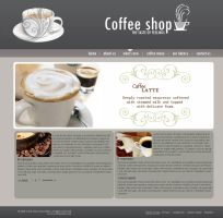 coffee shop mockup by mycreativework