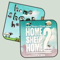 Home Sheep Home Icon Pack by Alucryd
